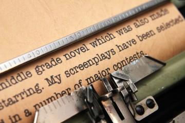 Screenwriting Contests