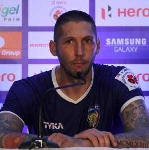 Marco Materazzi retained by Chennaiyin FC as Manager