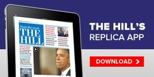 The Hill's Replica App