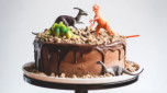 16 creative cakes and treats for kids' parties