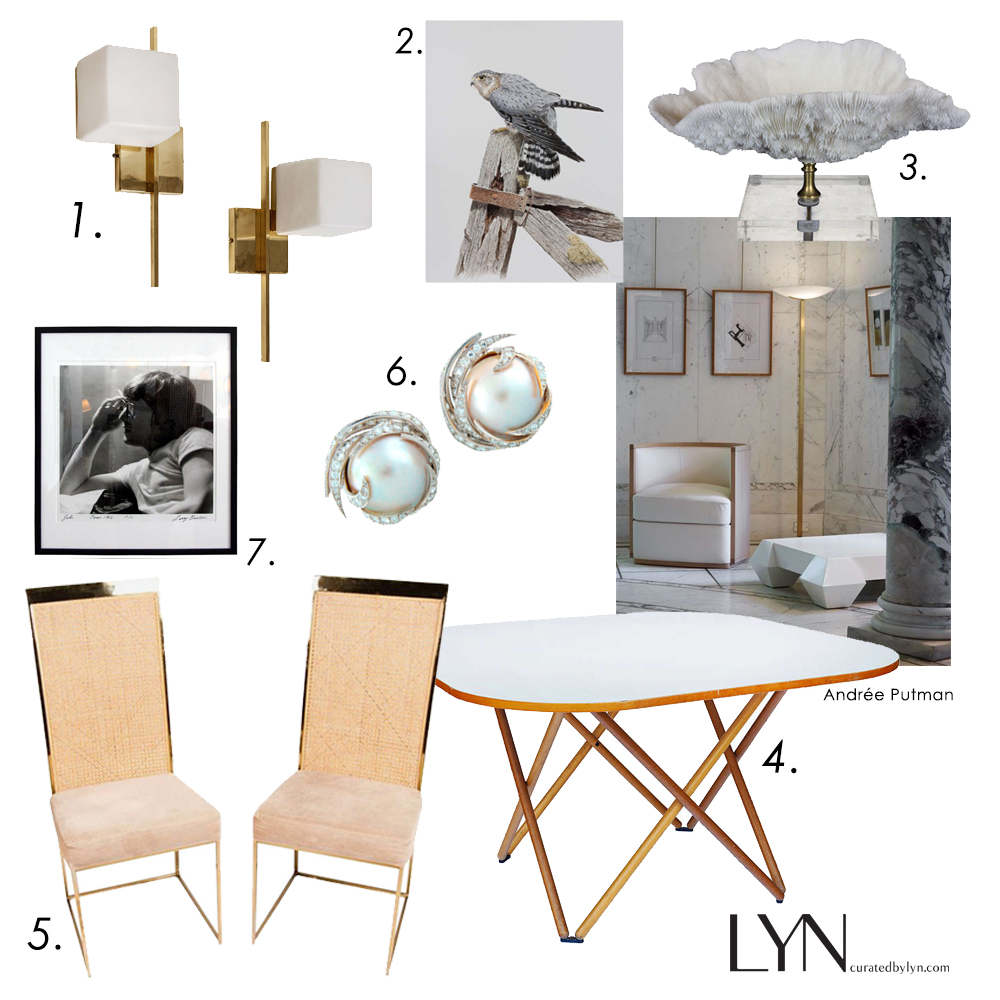 dining room design curated by lyn