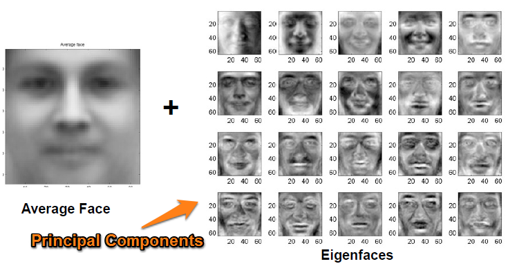 principal component analysis and image recognition