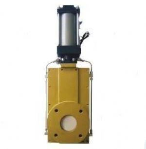 陶瓷单闸板阀GZ643TC-1-陶瓷闸板阀