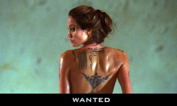 angelina jolie wanted