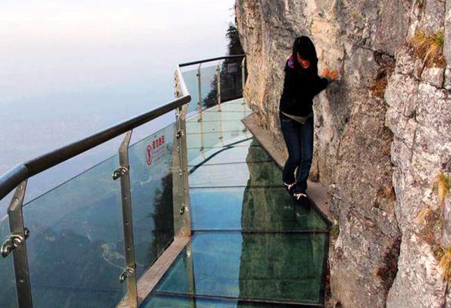 волшебная пещера западной хунани