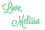 Love Melissa