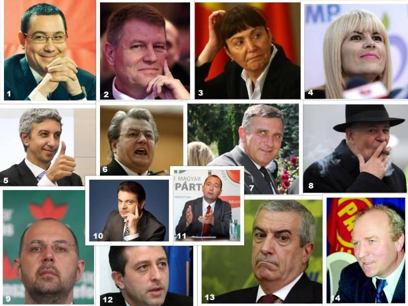 Candidați