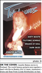 Two Louies: Jennifer Batten profile