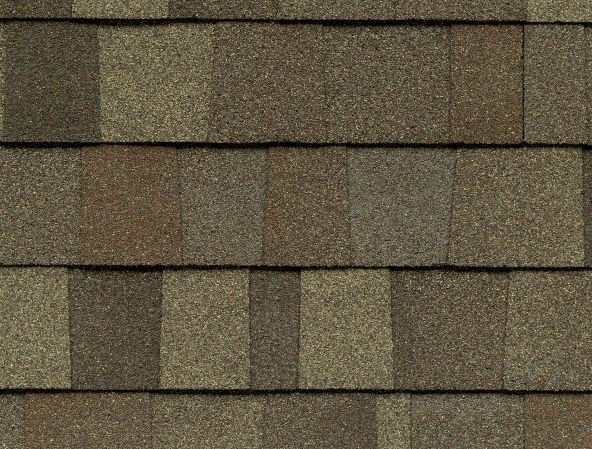 Architectural Shingles Colorado Springs closeup detail