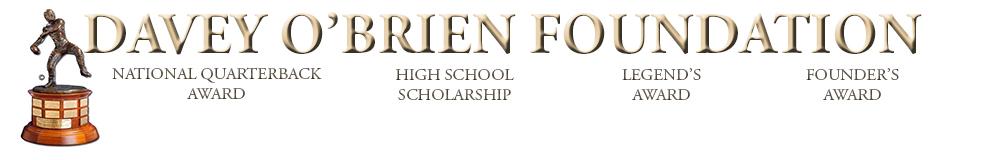 Davey O'Brien Foundation