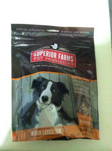 Superior Farms' Lamb Toasters
