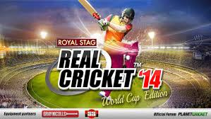 Real Cricket 14 World Cup
