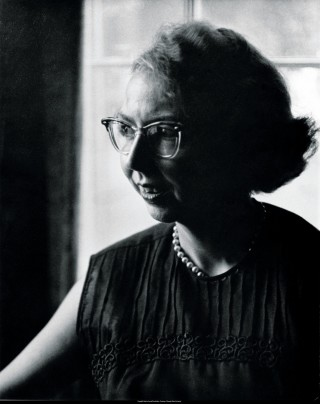 "O'Connor in 1962. ""All my requests seem to melt down to one for grace,"" she wrote."