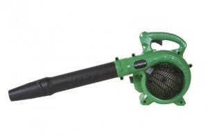 Powerful Hitachi RB24EAP 23.9cc Gas blower with maximum speed of 170 Miler Per hour (MPH)
