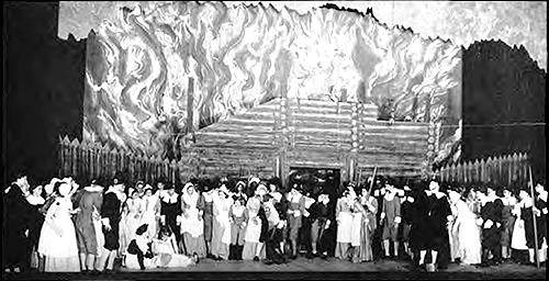 Merry Mount, 1955 production