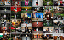 China's one-child policy children: In pictures