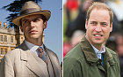 From left: Matthew Crawley from Downton Abbey- a traditional gentleman, The Duke of Cambridge, the modern gentleman