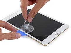 电池缩水、难修复 iPad mini 4完全拆解