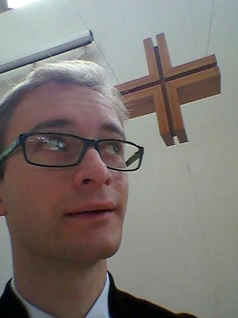 huch... heute untersucht Christoph