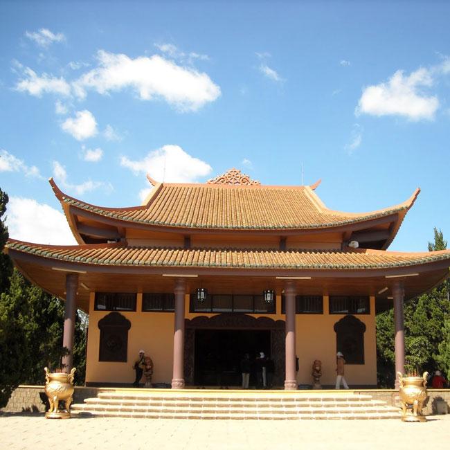 KHUYEN MAI TOUR DA LAT NGAN HOA 3N3D - CHINH PHUC LANGBIANG HUYEN THOAI GIA RE