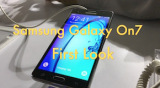 First Look Video: Samsung Galaxy On7