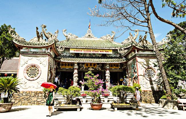 KHUYEN MAI TOUR DA NANG - HOI AN - CU LAO CHAM - BA NA HILLS 4N3D GIA RE