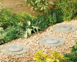 Solar Stepping Stone Lights
