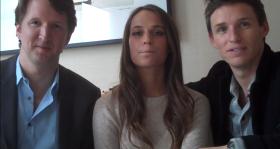 Hooper, Vikander and Redmayne Talk 'The Danish Girl'