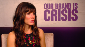 How Bullock Found Clooney's 'Our Brand is Crisis'