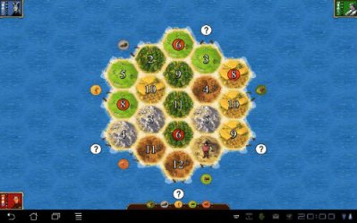 Android Catan Market