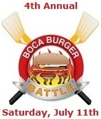 Boca Burger Battle A Grilling Affair 2015