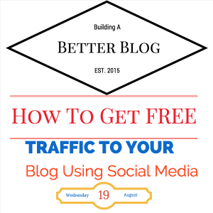 How To Get Free Traffic To Your Blog Using Social Media