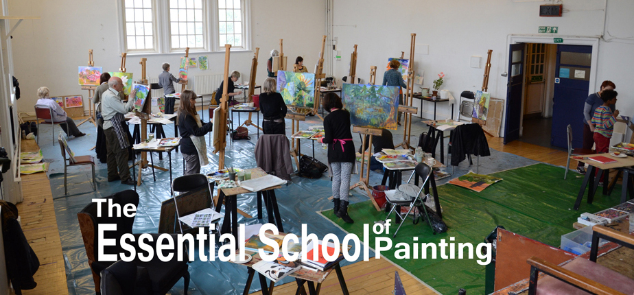 The Essential School Of Painting (TheESOP)