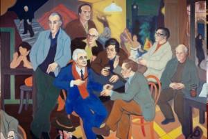 Poet's Pub by Sandy Moffat