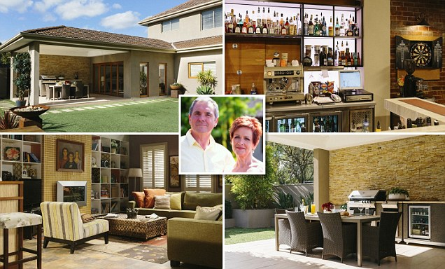 Neigbours fans can stay in Susan and Karl Kennedy's Ramsay Street home