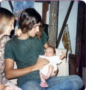 Doug, Deb, baby Jody
