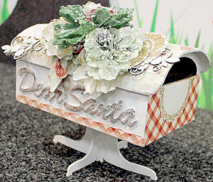 Altered Mail Box Side View