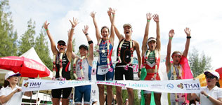 Laguna Phuket Triathlon Results