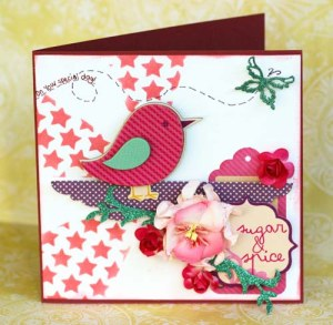 sugar and spice card full