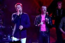 Duran Duran's Simon Le Bon and Eagles of Death Metal's Jesse Hughes