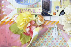 Melinda Thompson - Colourful Layout - December 2012-2