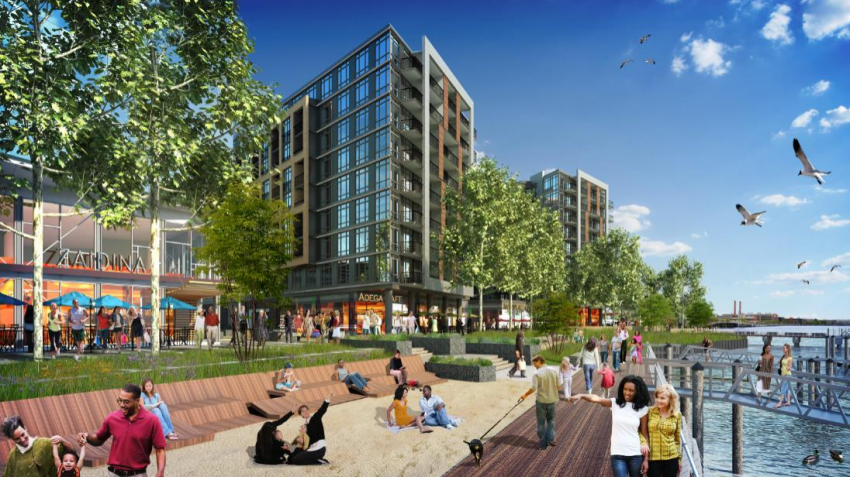Development Means Positive Attention for the Anacostia Riverfront