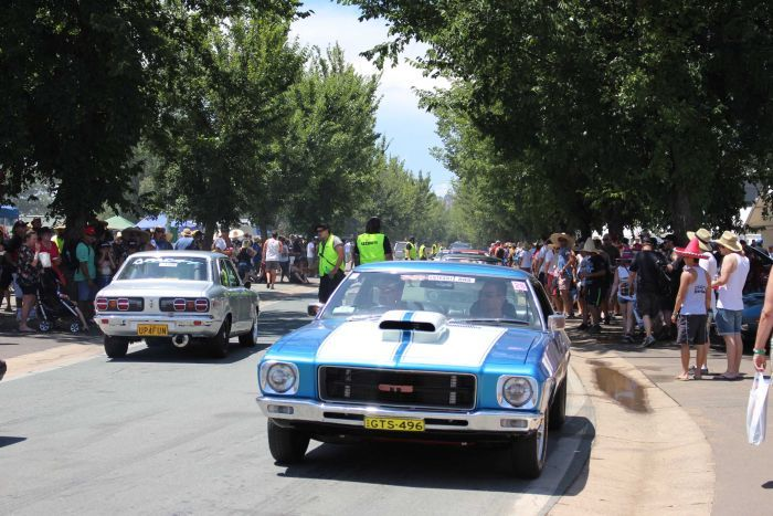 Summernats at EPIC