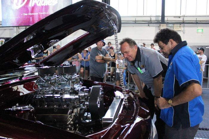 Summernats judging