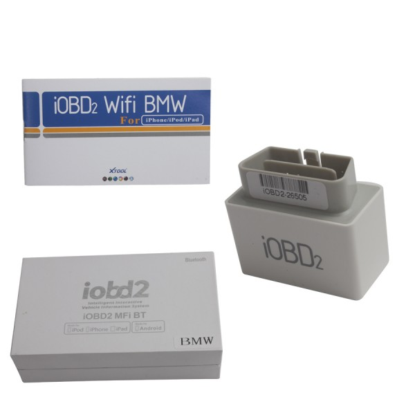 iobd2 wifi bmw diagnostic tool