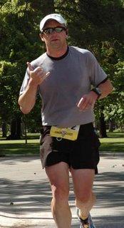 Salt Lake City Marathon '06 {RESULTS 04:09:07}