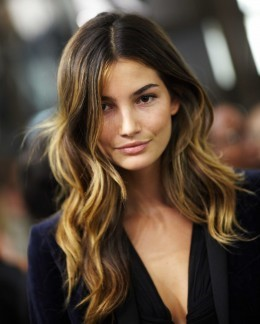 Hairstyles for Winters Middle Part
