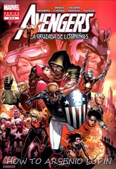 P00009 - Avengers - The Children's