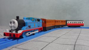 Thomas and the Special Coach (TOMY) by ThomasAnime