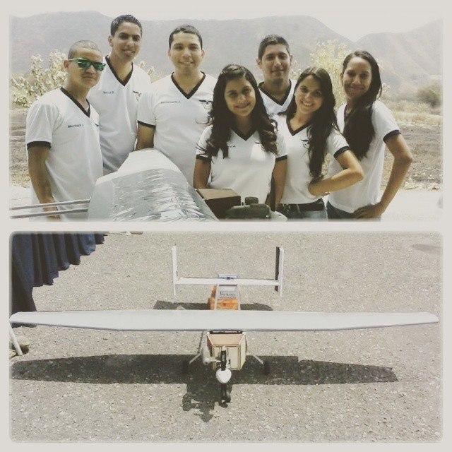 Proyecto de Diseño y elementos de Maquinas. Avión Arpía.